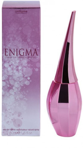 Туалетная вода Enigma Dare to Dream Edition Oriflame Орифлейм