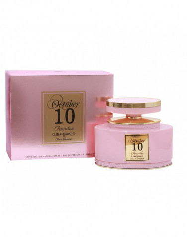 October 10 Paradise Emper Women EDP 100 ml арт.35635