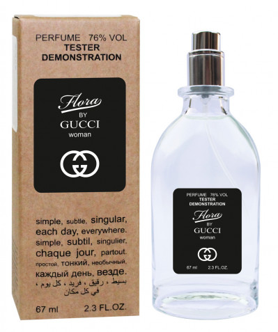 Gucci Flora by Gucci - Tester 67ml