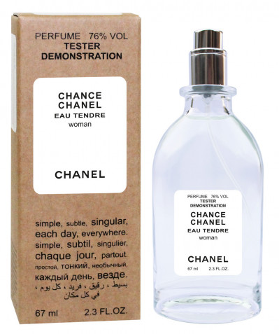 Chanel Chance eau Tendre - Tester 67ml