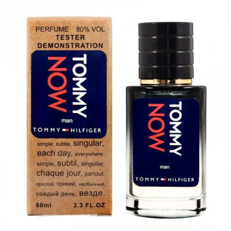 Tommy Hilfiger Tommy Now Man - Selective Tester 60ml