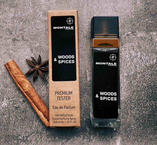 Montale Wood and Spices - Premium Tester 40ml