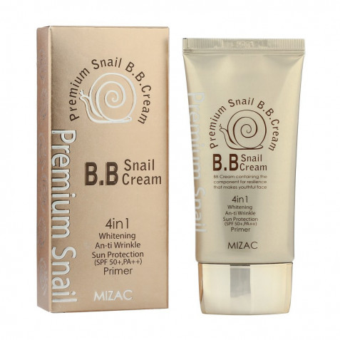 BB-крем Mizac Premium B.B. Cream 4 in 1